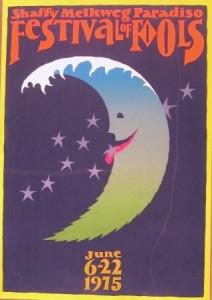 Affiche FestivalOfFools1975